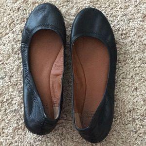 Lucky brand black ballet Emmie flats
